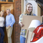 56812345 - adult daughter moving out of parent's home